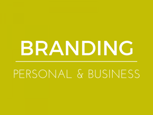 BRANDING. PERSONAL & BUSINESS